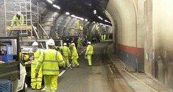 A38 Birmingham Tunnel