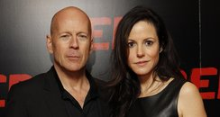Bruce Willis and Mary-Louise Parker Red 2