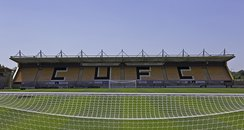 Cambridge United Abbey Stadium