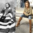 Queen Victoria and Victoria Beckham