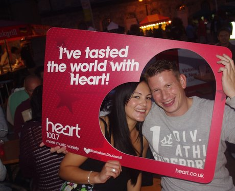 Heart Angels and the Food Fair Tours