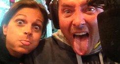 Kev and Ros's Selfies
