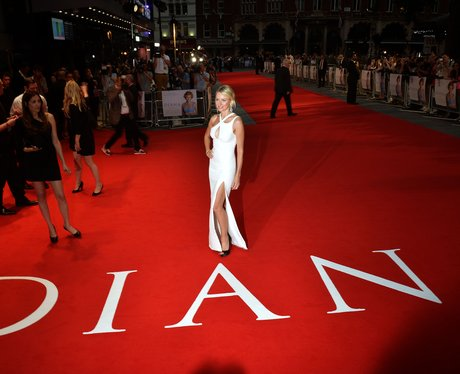 Diana World Premiere