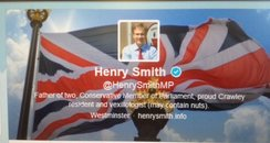 Henry Smith's Twitter
