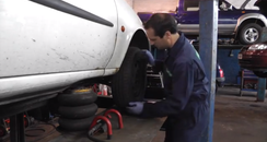 Tom Work Experience Mechanic
