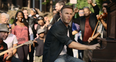 Gary Barlow in still from 'Let Me Go' music video