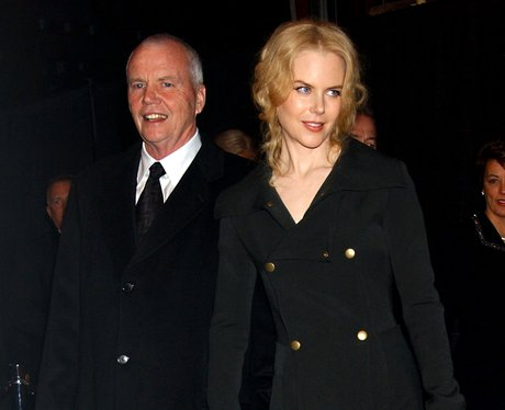 Nicole Kidman And Her Father