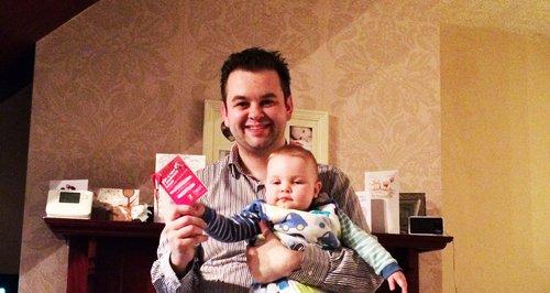 Heart House Key Winner Anthony