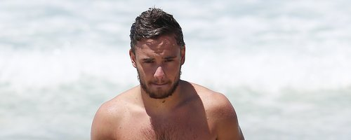Liam Payne topless