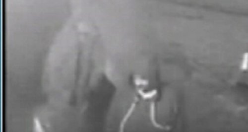 CCTV released after fire at Islamic Centre