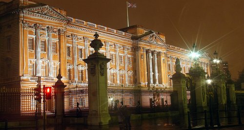 Buckingham Palace Christmas