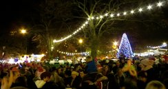 Heart Angels: Harpenden Christmas Lights (24th Nov
