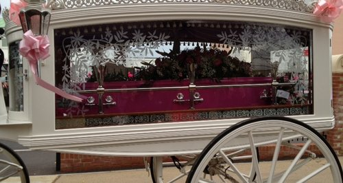 Jasmine Allsop funeral