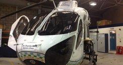 The Kent, Sussex, Surrey Air ambulance