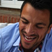 Peter Andre shows off a dazzling smile for the cameras.