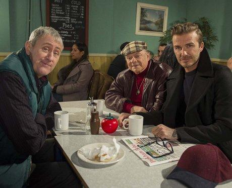 David Beckham to appear in Only Fools and Horses