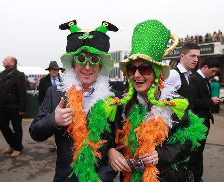 Cheltenham Festival St Patrick's