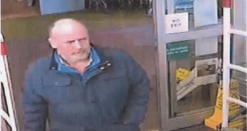 Dorset shop fraudster suspect