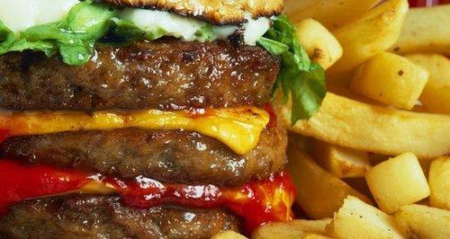 Burger Chips