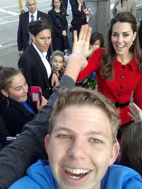 Kate Middleton Photobomb Reddit