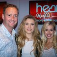 Ella Henderson With James and Charlie