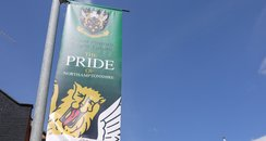Northampton Saints Pride Poster
