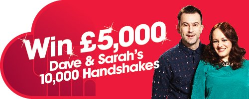 10000 Handshakes