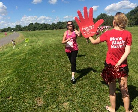 Windsor Race for Life: Cheerzone - Sunday