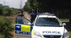 Colchester Murder Scene