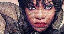 Rihanna in Harpers Bazaar