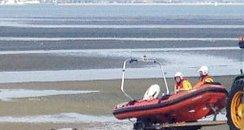 Ryde beach rescue