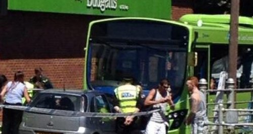 St Ives Bus Crash