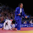 Kimberley Renicks wins Judo Gold