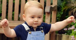 Prince George 1st Birthday