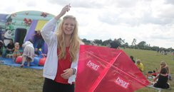 Heart Angels: Malmesbury Kite Festival (3rd August