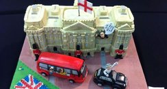 A cake of London