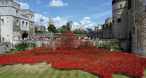 Commemorations for the beginning of World War One