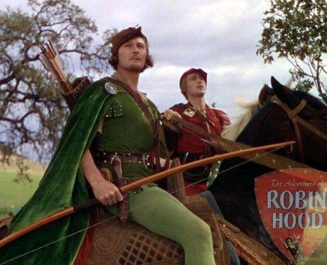 adventures Robin Hood Errol Flynn