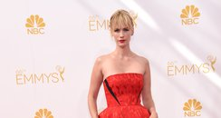January Jones at Primetime Emmy Awards 2014