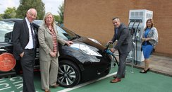 Saffron Walden Electric Car Charger