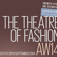 centre:mk Autumn Theatre of Fashion
