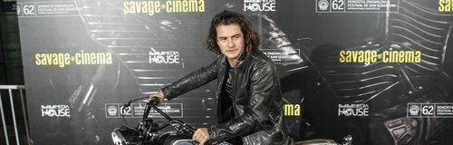 Orlando Bloom Greasy Hands Preachers