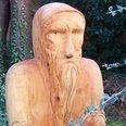 Stolen Wooden Man - Corby