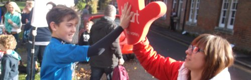 Heart Angels: Devizes Half Marathon (19th October)