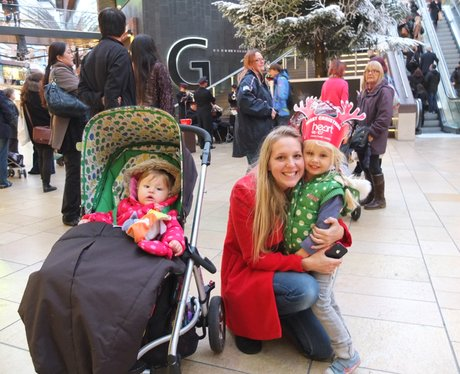 Cabot Circus Christmas Lights 2014