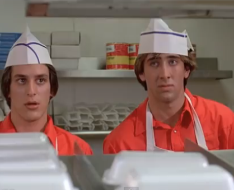 Celebrity Cameos, Fast Times at Ridgemont High