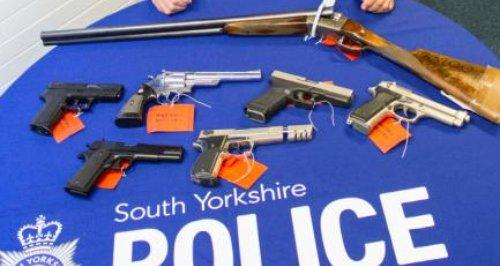South Yorkshire Police Gun Amnesty