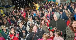 Braintree Lights Switch On