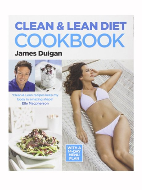 Clean & Lean Diet Cookbook