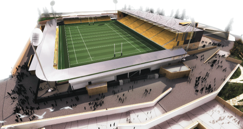 Cornwall Stadium plans